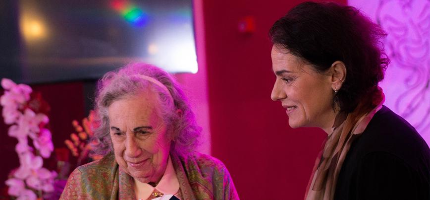 Mya Liontescu, secretar literar TES: Poveşti… poveşti